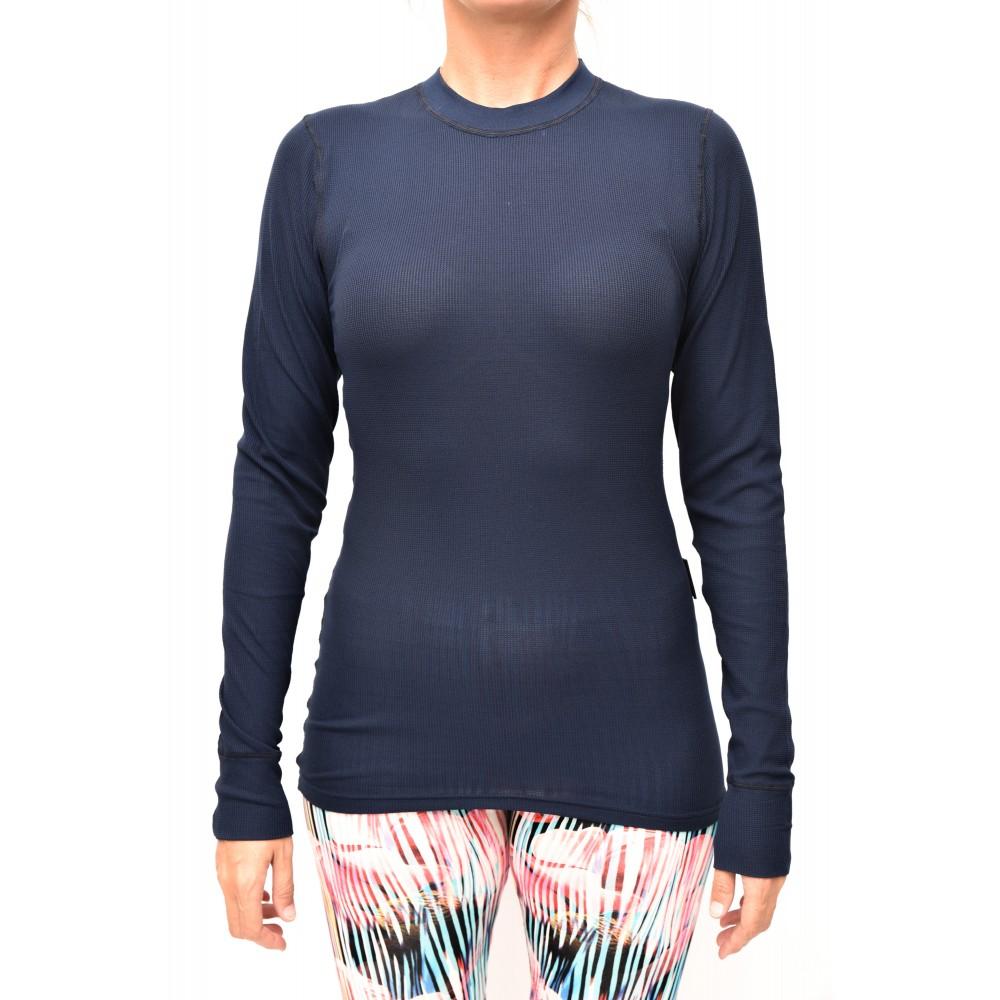 2a1915938c0b Termo tričko dlhý rukáv modrá