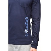 POLO SHOULDER long sleeve MS